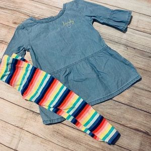 Rainbow Love Outfit